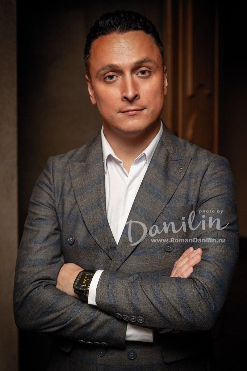 Иван Ильичёв © фото Роман Данилин' 2019 / www.RomanDanilin.ru