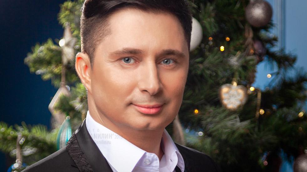Андрей Приклонский. Новогодняя фотосессия © фото Роман Данилин' 2019 / www.RomanDanilin.ru