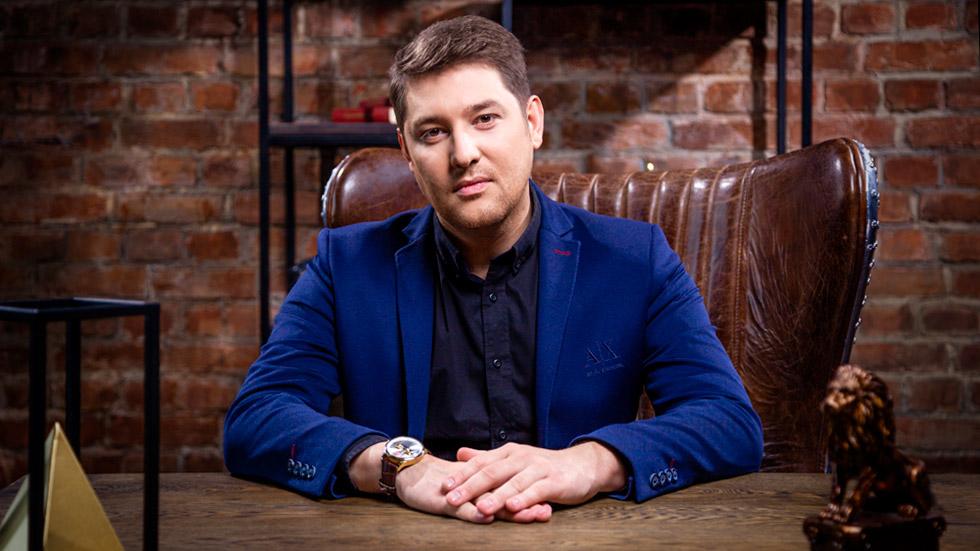 Адвокат Михаил Цацин © фото Роман Данилин' 2020