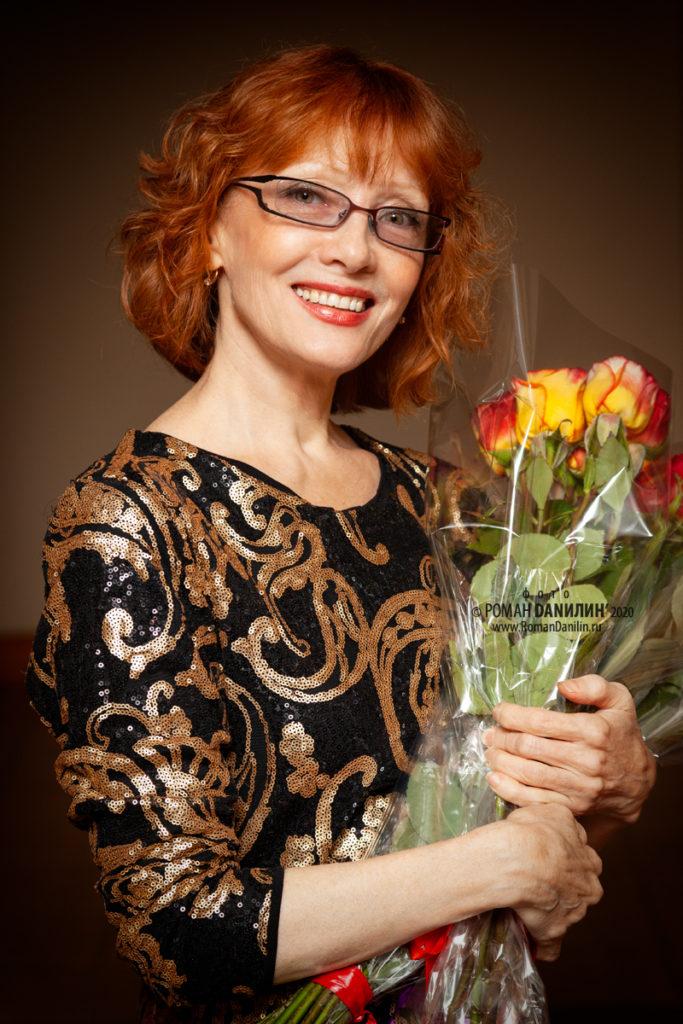 Ольга Зарубина © фото Роман Данилин' 2015 / www.RomanDanilin.ru