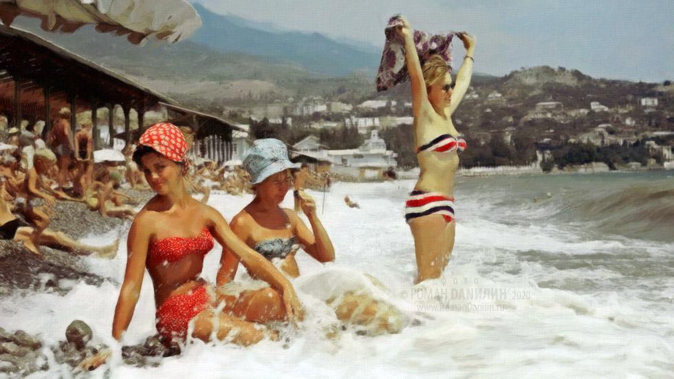 """""""У моря, у синего моря"""". История советской песни с японскими корнями"""