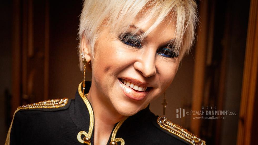 Валентина Легкоступова © фото Роман Данилин' 2017 / www.RomanDanilin.ru