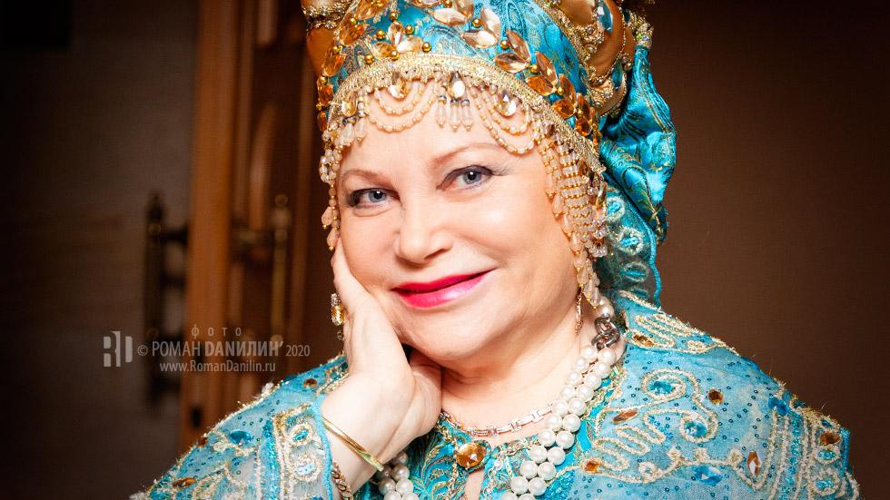 Людмила Рюмина © фото Роман Данилин' 2017 / www.RomanDanilin.ru