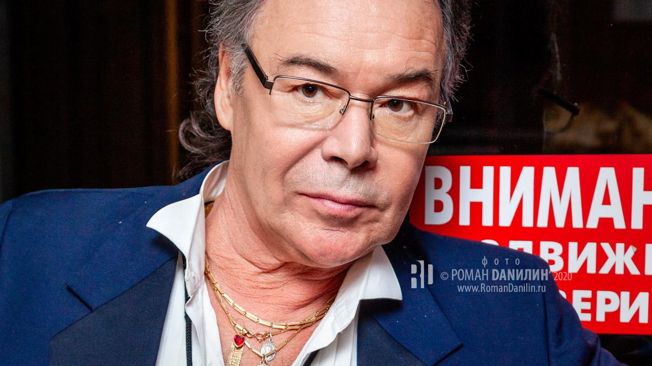 Михаил Муромов © фото Роман Данилин' 2020 / www.RomanDanilin.ru
