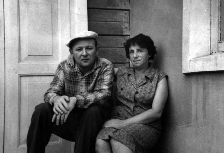 Константин Ваншенкин и Инна Гофф