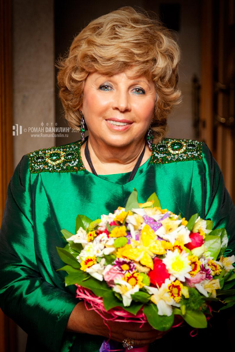 Лариса Рубальская © фото Роман Данилин' 2020 / www.RomanDanilin.ru