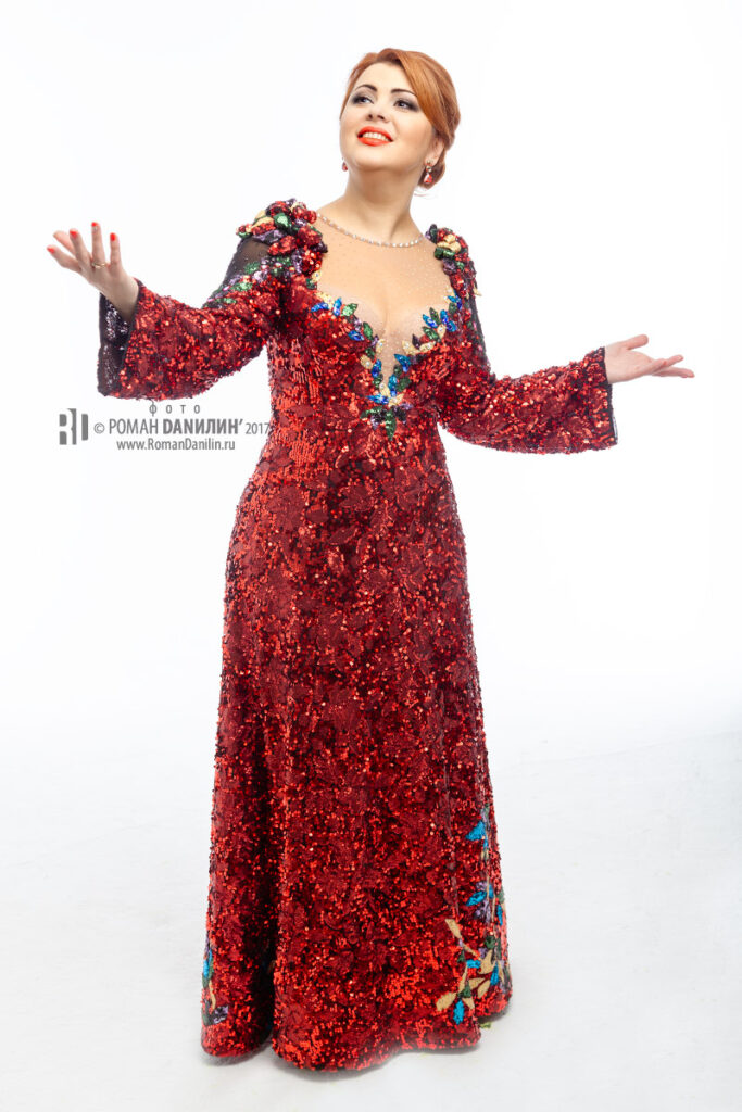 "Ирина Дрокова. Дуэт ""Свои"" © фото Роман Данилин' 2017 / www.RomanDanilin.ru / +79067684868"